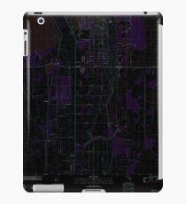 USGS TOPO Map Florida FL Childs 20120725 TM Inverted iPad Case/Skin