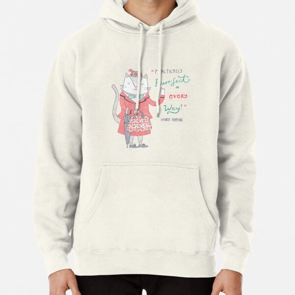 Hairy Poppins Pullover Hoodie