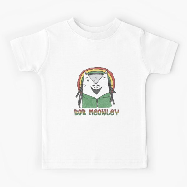 Bob Meowley Kids T-Shirt