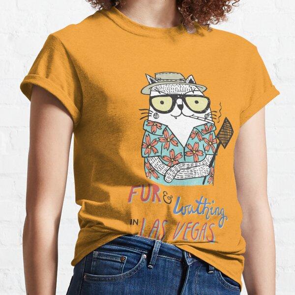 Fur & Loathing in Las Vegas Classic T-Shirt