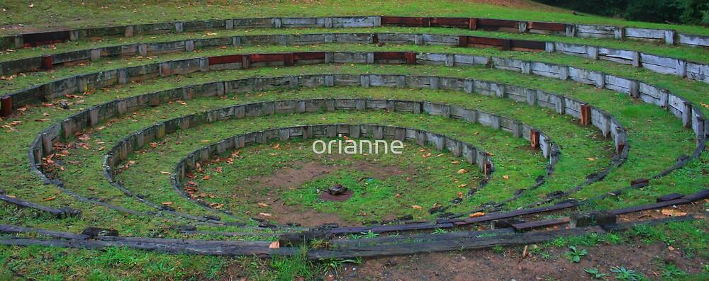 Amphitheatre by orianne