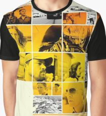 Logan Lucky Moviefilm, heist comedy, actions, logan lucky Graphic T-Shirt