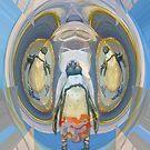 African Penguin, Aramis by CrismanArt