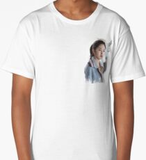 Chae Ro-Woon - My Shy Boss / Introverted Boss Long T-Shirt