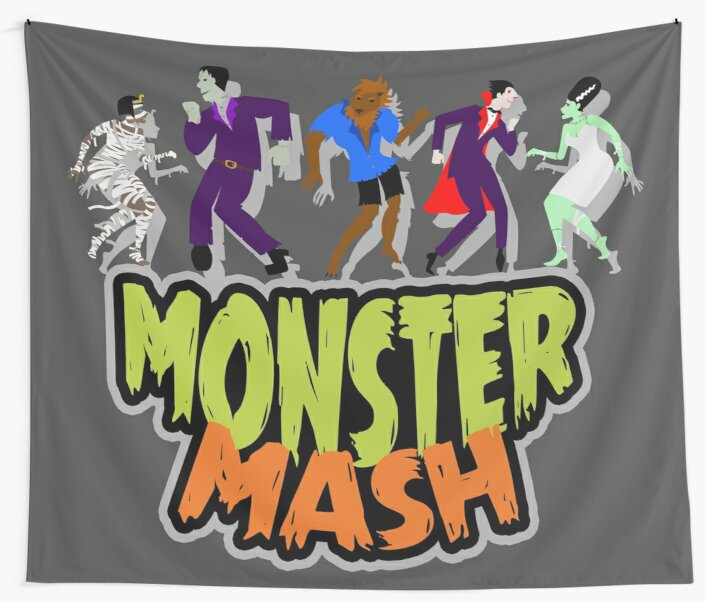 The Monster Mash by CruceJ