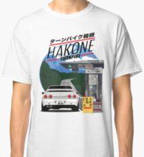 Hakone NISSAN Skyline R32 GTR Classic T-Shirt