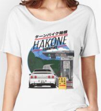 Hakone NISSAN Skyline R32 GTR Women's Relaxed Fit T-Shirt