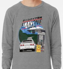Hakone NISSAN Skyline R32 GTR Lightweight Sweatshirt