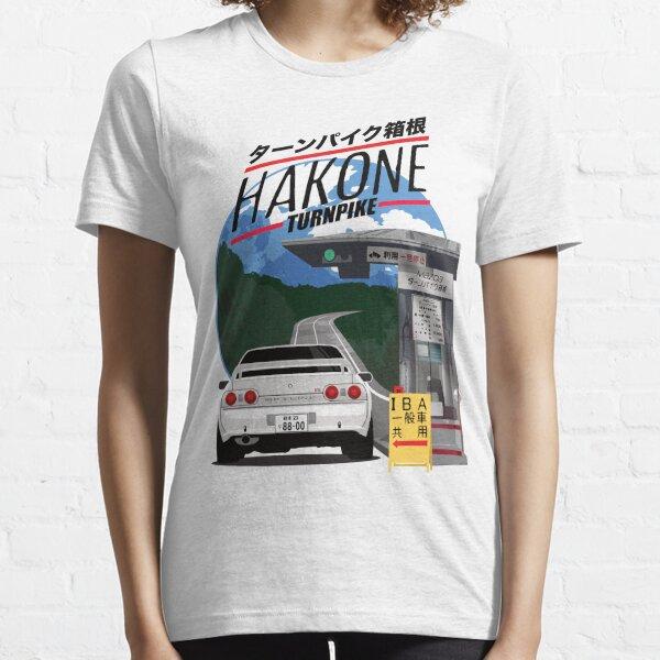 Hakone NISSAN Skyline R32 GTR Camiseta esencial