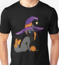 Witch's Cat , halloween 2017 T-Shirt