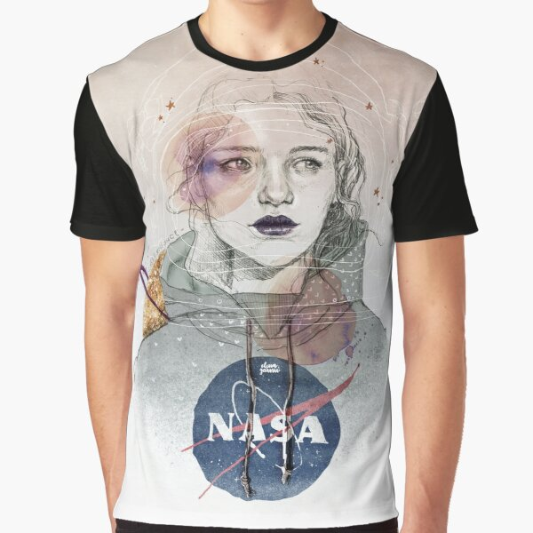 I NEED MORE SPACE Camiseta gráfica