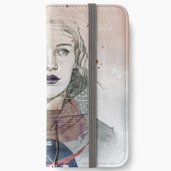 I NEED MORE SPACE iPhone Wallet