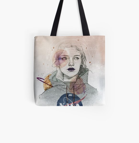 I NEED MORE SPACE All Over Print Tote Bag