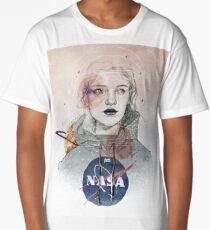 I NEED MORE SPACE Camiseta larga