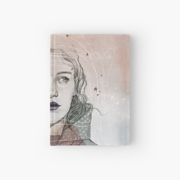 I NEED MORE SPACE Hardcover Journal