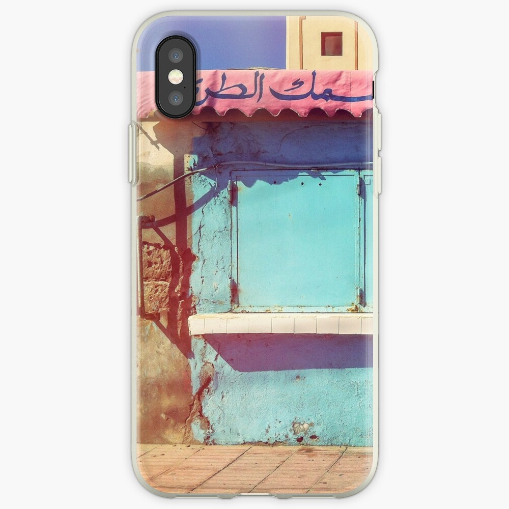 Sunday in Morocco iPhone Case & Cover