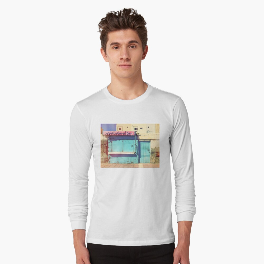 Sunday in Morocco Long Sleeve T-Shirt