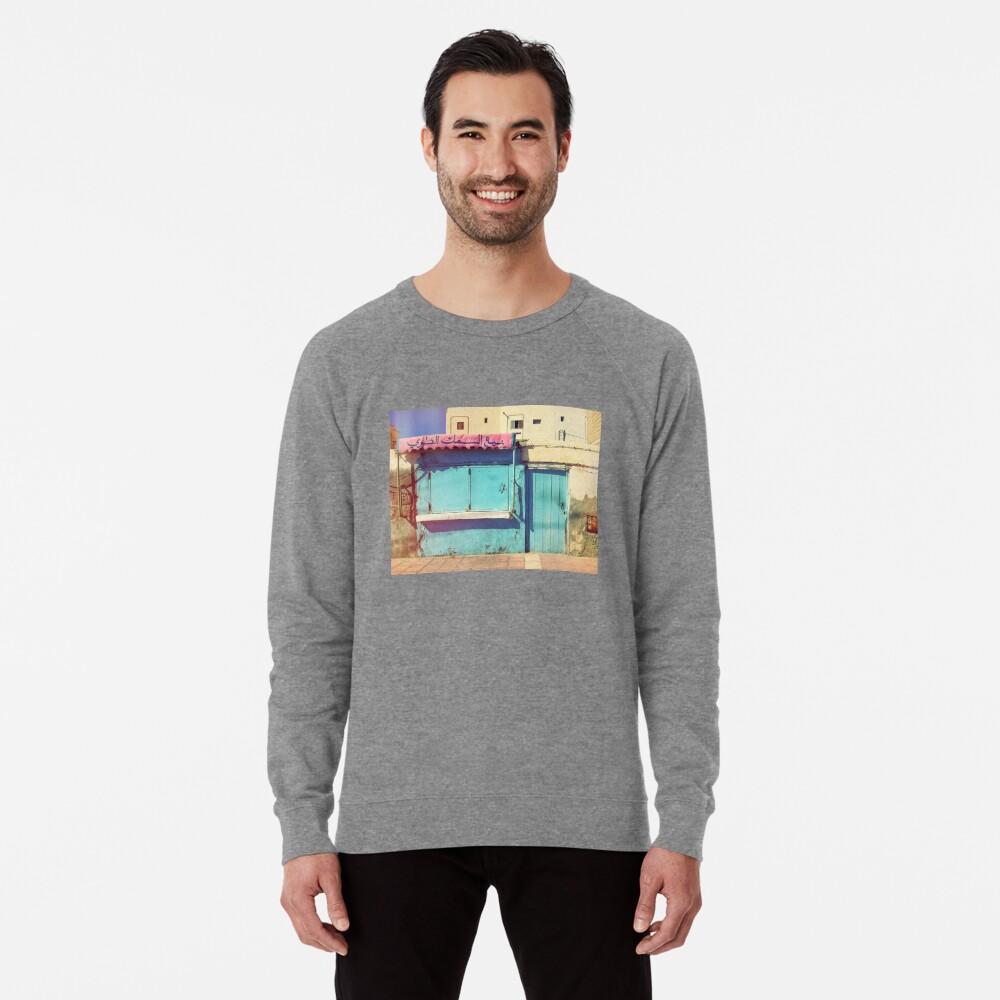 Sunday in Morocco Lightweight Sweatshirt