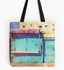 Sunday in Morocco Tote Bag