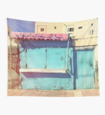 Sunday in Morocco Wall Tapestry