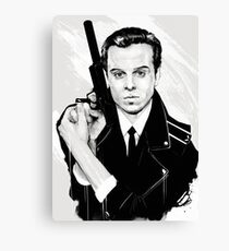 Andrew Scott (Jim Moriarty) Canvas Print