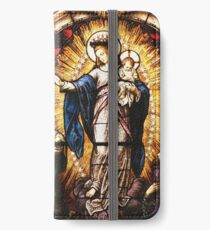 The Virgin Mary iPhone Wallet/Case/Skin