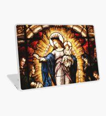 The Virgin Mary Laptop Skin