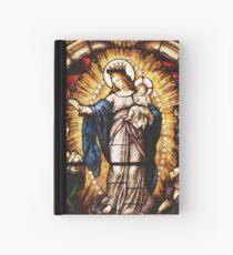 The Virgin Mary Hardcover Journal