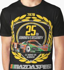 Mazda 787B Graphic T-Shirt
