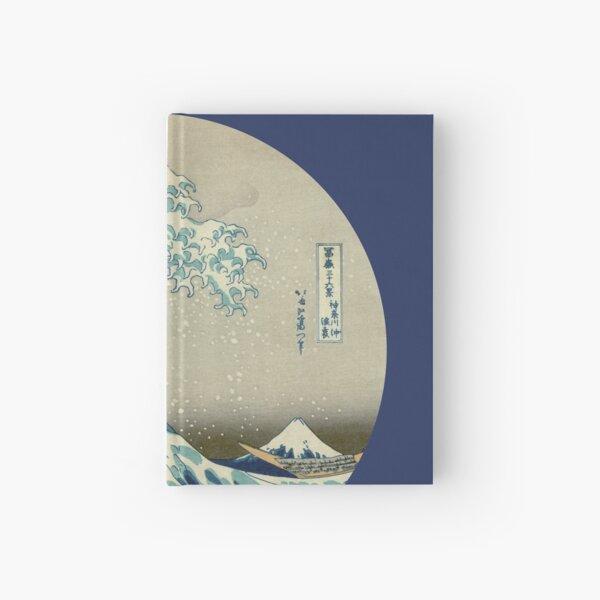 Große Welle vor dem Kanagawa-Kreis Notizbuch