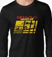 Nissan Skyline R33 400R Nismo Langarmshirt