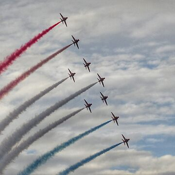 The Red Arrows by aislingk