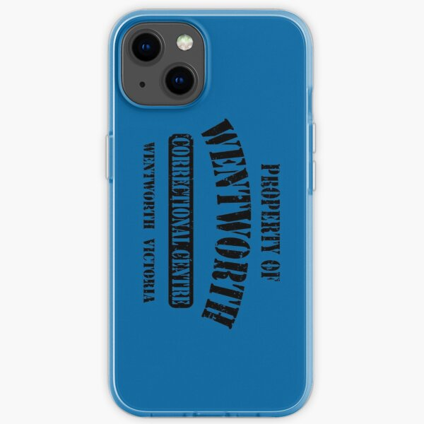 Property of Wentworth Prison iPhone Soft Case
