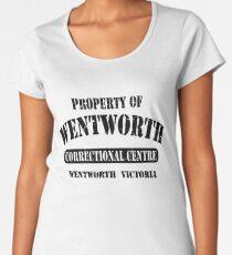 Property of Wentworth Prison Women's Premium T-Shirt
