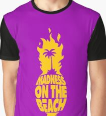 Madness On The Beach (Dark Edition) Graphic T-Shirt