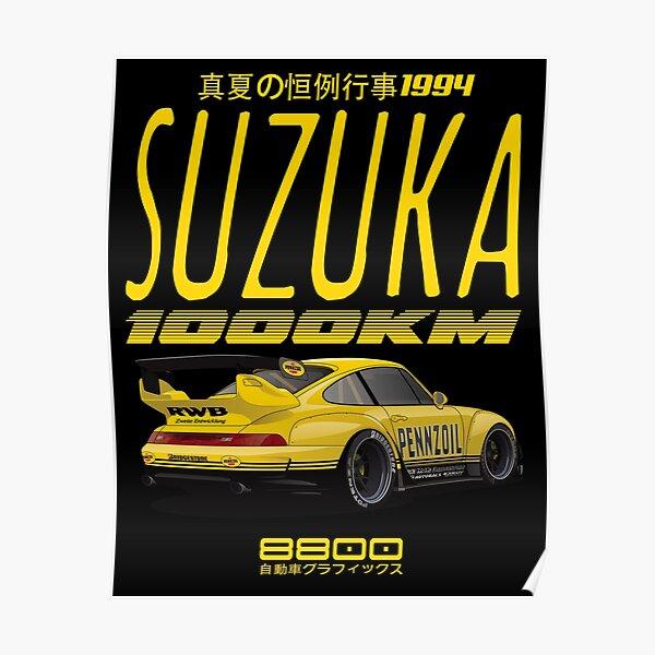 Suzuka 1994 Poster