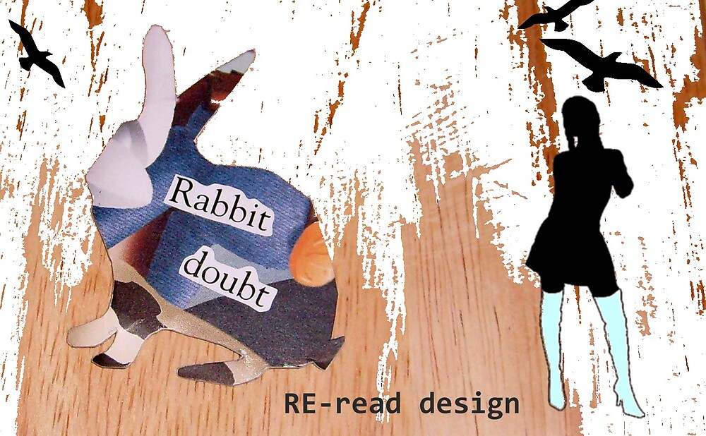 RE-read Rabbit sexy by mantahay