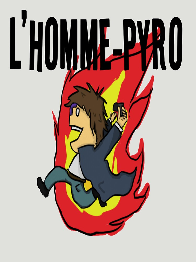 L'homme Pyro by xBlark