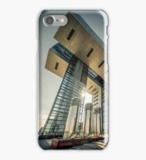 Crane House Cologne - wide angle iPhone Case/Skin