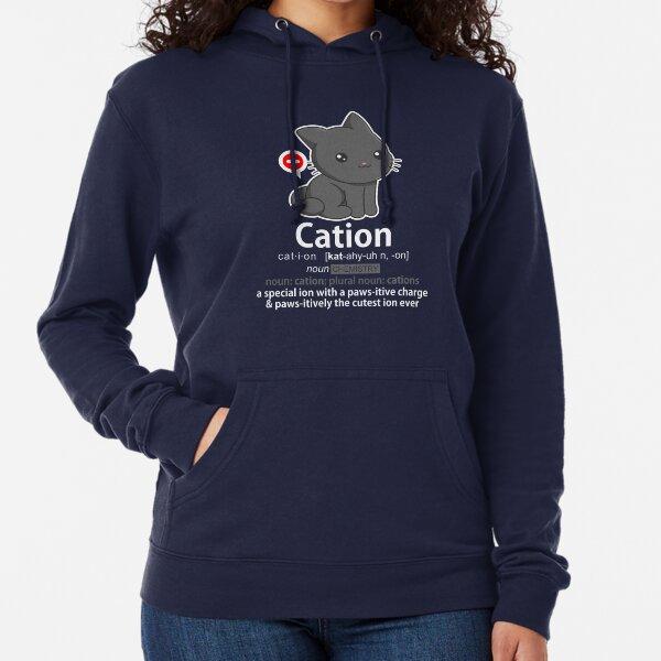 Cat-ion Lightweight Hoodie