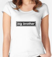 Big Brother - OASIS Women's Fitted Scoop T-Shirt