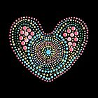 Studded Heart by © Karin Taylor