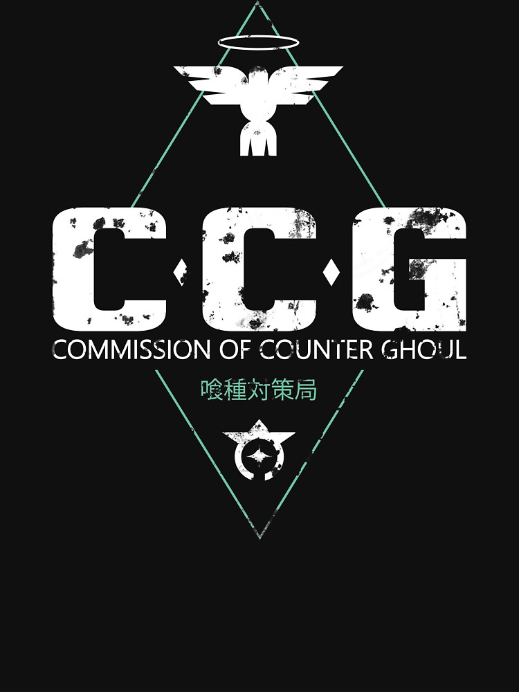 Commission of Counter Ghoul | Unisex T-Shirt