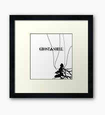 Ghost In The Shell Framed Print