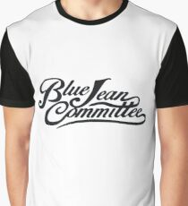 Blue Jean Committee Merchandise Graphic T-Shirt