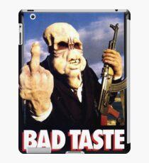 Bad Taste iPad Case/Skin