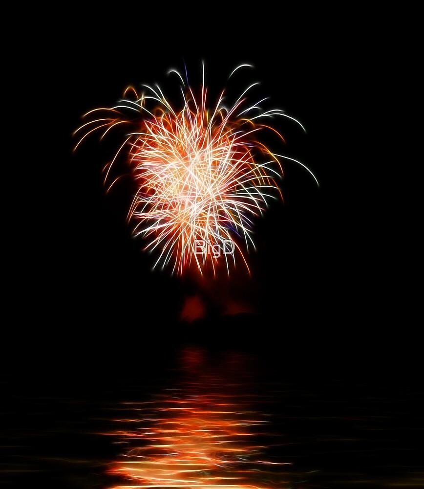 Celebrating Independence Day by BigD