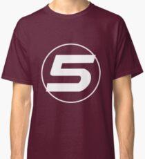 sebastian vettel logo white Classic T-Shirt
