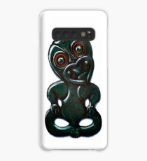PLASTIC TIKI by Josh Lancaster Case/Skin for Samsung Galaxy