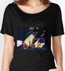 Opera House Women's Relaxed Fit T-Shirt